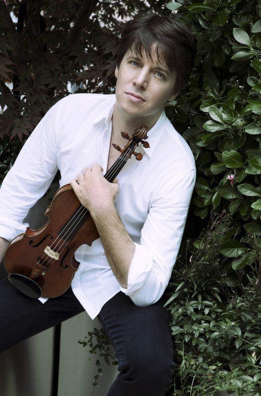 Joshua Bell gehört zu den wichtigsten klassischen Geigern der Gegenwart.