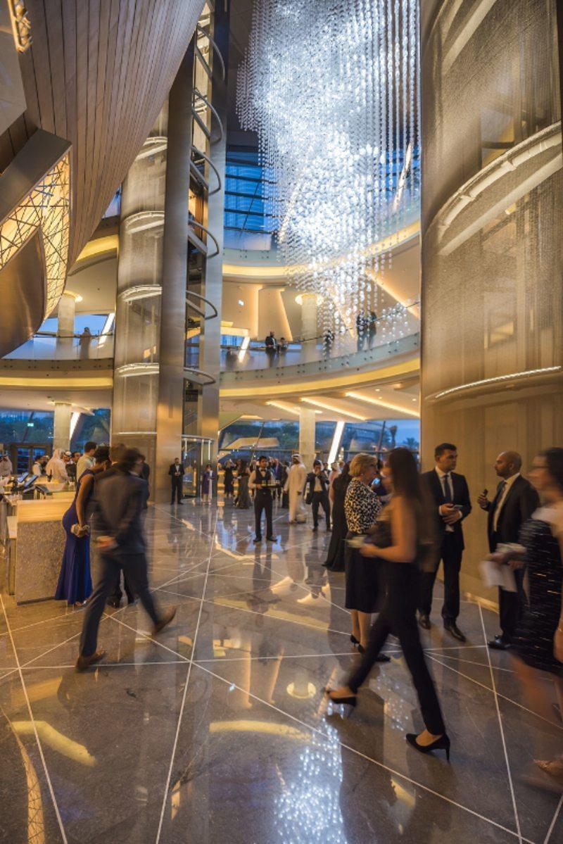 Ein grossartiger Veranstaltungsort: die Dubai Opera