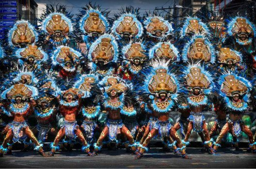 Dinagyang Festival (Bild: © Raniel Jose Castañeda, Philippines, Entry, Open, Culture, 2017 Sony World Photography Awards)