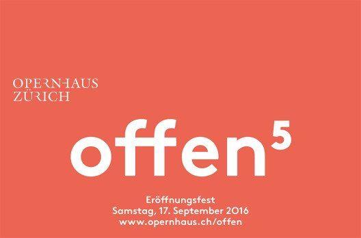 Grosses Eröffnungsfest Opernhaus Zürich für Jung und Alt (Bild: © Opernhaus Zürich AG)