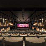 Samsung Hall – Sicht vom Balkon