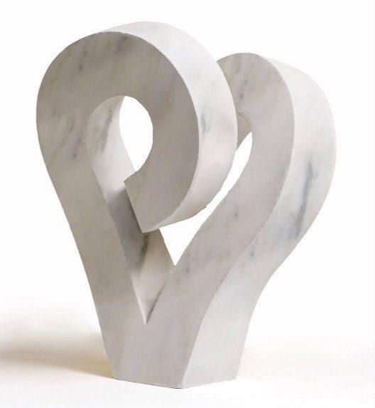 Kaplanon Galleries, Hector Papadakis: sculpture, marble (© Contemporary Art Fair Zurich, Kaplanon Galleries, Hector Papadakis, www.art-zurich.com)