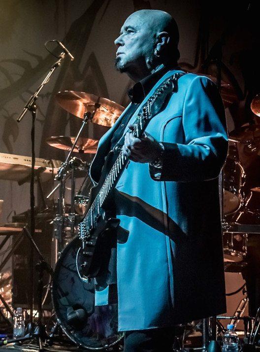 Tony Clarkin (Bild: Marty Moffatt)