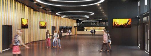 Samsung Hall – FOYER HALL