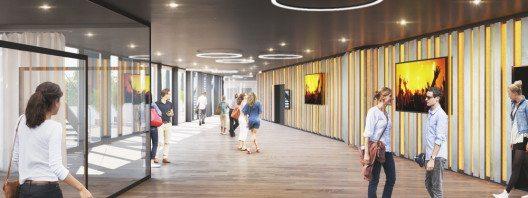 Samsung Hall – FOYER LOFT