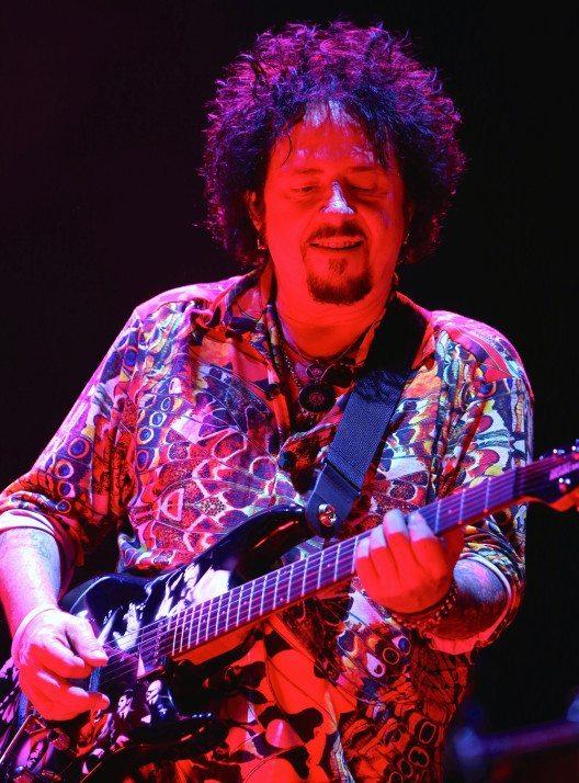 Steve Lukather (Bild: Good News Production GmbH)