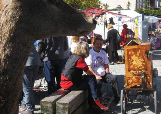Feckerchilbi Brienz 2011(Bild: Bildarchiv Radgenossenschaft)