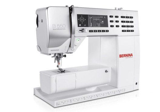 Bernina 550 (Bild: Bernina)