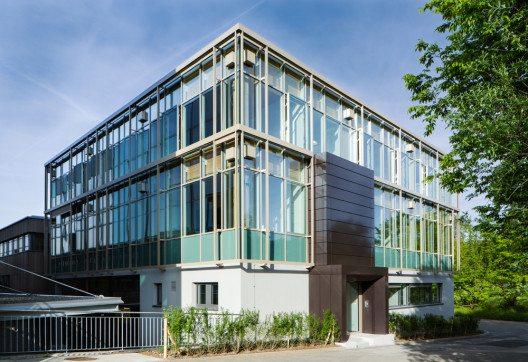 ETH House of Natural Resources (Bild: © Marco Carocari, ETH Zürich)