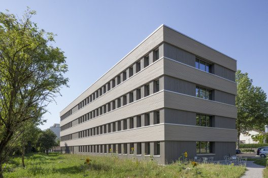 Neubau Verwaltungsgebaeude ARE Ittigen (Bild: © Markus Beyeler, Hinterkappelen/Prix Lignum 2015)