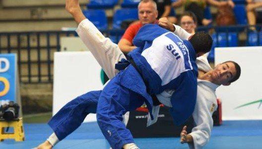 Judo-Weltmeisterschaften des internationalen Militärsportverbands in Uster (Bild: © Judo Club Uster)