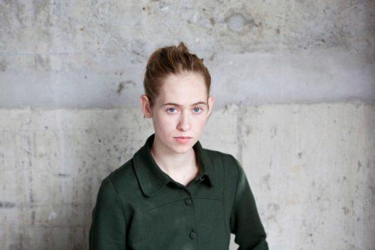 Lia von Blare (Bild: obs/Migros-Genossenschafts-Bund Direktion Kultur und Soziales/Miriam Elias)