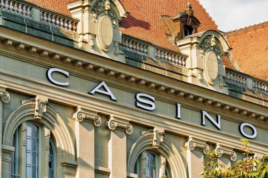 Casino Bern (Bild: Roman Babakin - shutterstock.com)