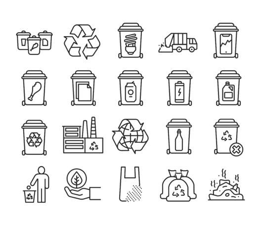 Recycling - der Umwelt zuliebe (Bild: BackWood - shutterstock.com)